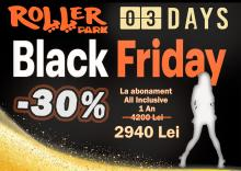 Roller Park Moldova  Black Friday